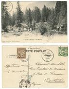 Suisse // Schweiz // Switzerland //  Valais //  Morgins, La Source - VS Valais