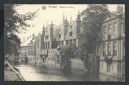 +++ CPA - BRUGGE - BRUGES - Palais Du Franc - Nels   // - Brugge