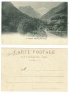 Suisse // Schweiz // Switzerland //  Valais // Le Chatelard Et Les Aiguilles Rouges - VS Valais