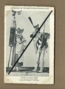 CPA  - Les Maîtres De L'Estampe -(Deuxieme Restauration )(1815) - L'Oeuvre De Carle Vernet -Un Soldat Des Armées Alliées - Militaria
