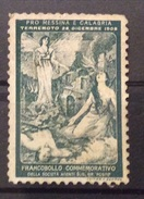 PRO MESSINA E CALABRIA TERREMOTO 1908 - Italia