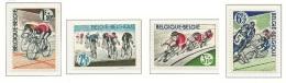 D- [1255/58] Belgique 1963, Sports Cyclistes, JO De Tokyo, SNC - Ciclismo