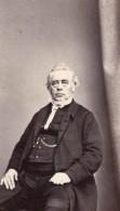 Bradford Reverend Samuel Waddy Eglise Methodiste Religion Ancienne Photo CDV Appleton 1860's - Photographs