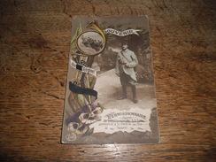 CPA Souvenir Du 52ème Régiment D'Infanterie, Carte Postale De Permissionnaire, écrite Par Un Militaire Le 31/01/1918 - Guerre 1914-18
