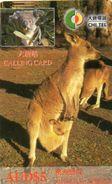 CARTE PREPAYEE AUSTRALIE CHI TEL *AUD$5  Kangourous Kangaroos Koala - Australie