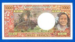 Territoires  Français  Du  Pacifique  1000 Cfp  R 018 - Nouvelle-Calédonie 1873-1985