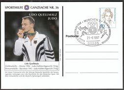 Germany Munich 1997 / 25 Years Of The Olympic Games Munich / Rowing, Basketball, Handball, Athletics / Udo Quellmalz - Sommer 1972: München