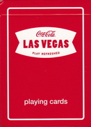 COCA-COLA LAS VEGAS - Jeu De Cartes Complet + 2 Jokers (Speelkaarten, Playing Cards) - Carte Da Gioco