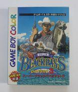 Game Boy Color JPN :  Super Blackbass Pocket 3 DMG-P-ABQJ(JPN) - Nintendo Game Boy