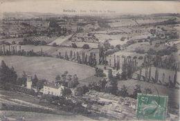 CPA 24 Dordogne - BELVES - Gare - Vallée De La Nauze - Andere Gemeenten