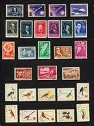 Year 1959  Mi No 1763/1826 - Rumänien