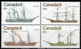 CANADA - Bateaux 1976 A - Barcos