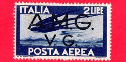 Nuovo - MH -  ITALIA - Trieste AMG VG - 1946 -  Serie Democratica - Volo Di Rondini - 2L.  P. Aerea - 7. Triest