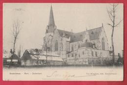 Denderleeuw - Kerk - Zuiderkant  -1905 ( Verso Zien ) - Denderleeuw
