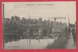 Denderleeuw - Het Sas Van Teralphene  -1920 ( Verso Zien ) - Denderleeuw