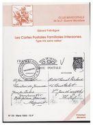 FRANCE -- SECONDE GUERRE MONDIALE -- GERARD FABREGUE -- LES CARTES POSTALES FAMILIALES INTERZONES -- 1993 - Philatelie Und Postgeschichte