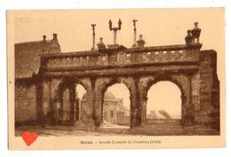 17629-LE-29-Sizun-Arc-de-Triomphe Du Cimetière (1588) - Beuzec-Cap-Sizun