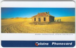 AUSTRALIA A-901 Chip Telstra - Landscape, Desert - Used - Australia