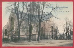 Dendermonde / Termonde - Eglise Collègiale De Notre-Dame ( Verso Zien ) - Dendermonde