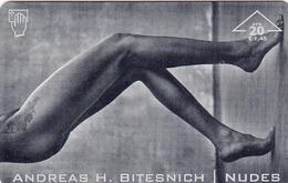 AUSTRIA - Nudes - Jana, F589 , Tirage 310, 11/01, Mint - Austria