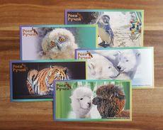 "Russia. 2017. Fauna. Animals. Krasnoyarsk Zoo ""Roev Ruchey"" - Russia"