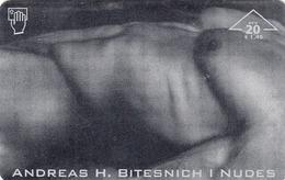 AUSTRIA - Nudes - Brian 96, F591 , Tirage 310, 11/01, Mint - Austria