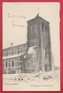 Liedekerke - Kerk ... Onder De Sneeuw - 1906 ( Verso Zien ) - Liedekerke