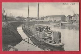 Roeselare / Roulers - Le Port... Binnenschip -190? ( Verso Zien ) - Roeselare