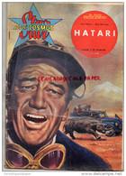 STAR CINE COSMOS -CINEMA ROMAN-HATARI - JOHN WAYNE- HOWARD HAWKS- N° 49-1963-ASTRONAUTE CAPSULE FUSEE - Magazines