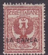Italy-Italian Offices Abroad-La Canea  S4 1905  2 C Red Brown Mint Hinged - La Canea
