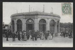 SAINT GERMAIN EN LAYE - La Gare - St. Germain En Laye