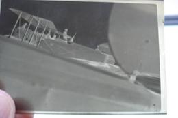 Militaria Guerre 14 18 AVIATION Photo En Négatif Prise Par Officier Escadrille VB110 En 1915 - 1914-18