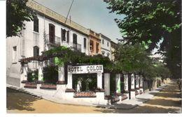 POSTAL    CALDETAS  - CATALUÑA   - ANEXO PROVIDENCIA  ( FOTO SOBERANAS ) - España