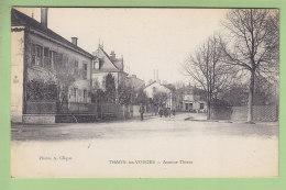 THAON LES VOSGES : Avenue Thiers. TBE. 2 Scans. Edition Clique - Thaon Les Vosges
