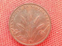 BELGIQUE Ou PAYS BAS  Jeton à Identifier !!!!!!!!!! - Monetary / Of Necessity