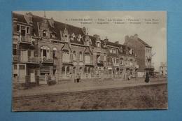 Coxyde Bains Villas Les Glycines, Farniente, Stella Maris, Vredelust, Augustine, Adeleine, Rodolphe, Mon Désir - Koksijde