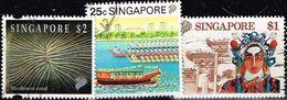 Singapur, Michel# O - Singapore (1959-...)