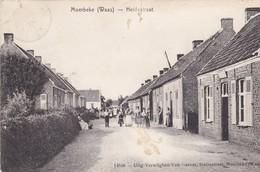 Moerbeke-Waas, Heidestraat, 2 Scans - Moerbeke-Waas