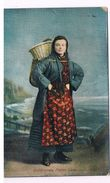 UK2784      CULLERCOATS : Fisher Lass - England