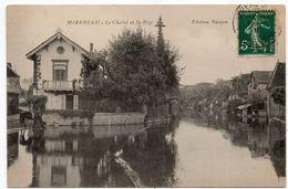Mirebeau Sur Bèze : Le Chalet Et La Bèze (Editeur Bauzon) - Mirebeau