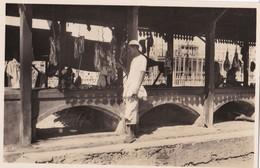 Carte 1930 DJIBOUTI / MARCHE - LA BOUCHERIE - Dschibuti