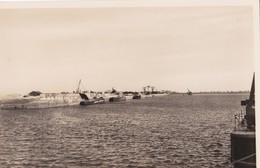 Carte 1930 DJIBOUTI / CHANTIERS DU NOUVEAU PORT - Dschibuti