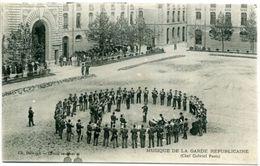 75 PARIS ++ Musique De La Garde Républicaine (Chef Gabriel Parès) ++ - Distrito: 04
