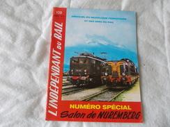 IDR L'indépendant Du Rail N° 109 Mars 1973 Revue De Chemin De Fer Train - Railway & Tramway