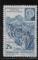 MADAGASCAR   -  1941 Marshall Philippe Petain  * - Madagaskar (1889-1960)