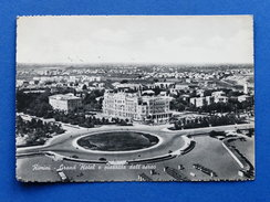 Cartolina Rimini - Grand Hotel E Piazzale Dall'aereo - 1956 - Rimini