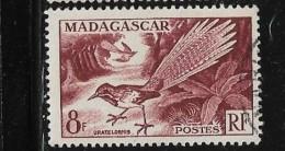 MADAGASCAR   -1954 Plants And Birds  USED - Gebruikt