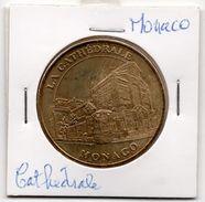 Monaco : La Cathédrale (Monnaie De Paris, 2005) - Monnaie De Paris