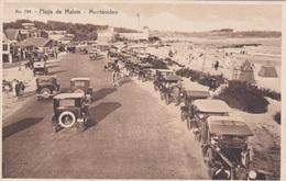 MONTEVIDEO  -  PLAYA DE MALVIN     AUTENTICA 100% - Uruguay