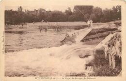 SAVONNIERES      PLAGE  BARRAGE  PECHEUR - Other Municipalities